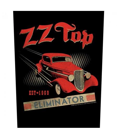 Back Patch ZZ Top: Eliminator