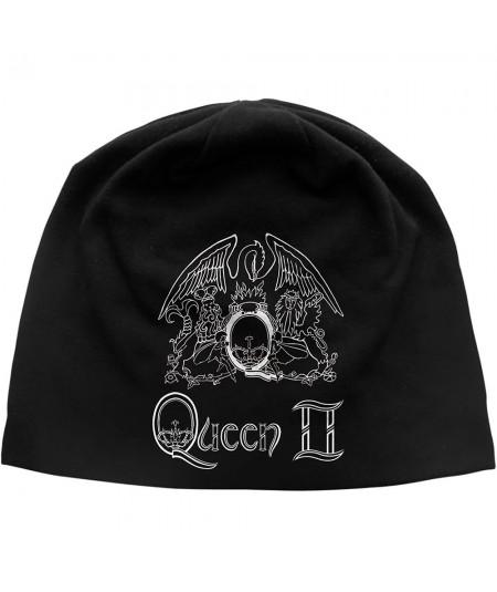 Caciula Queen: Queen II Crest