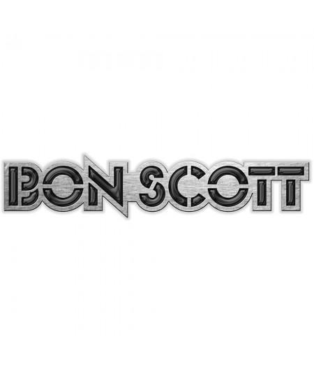 Insigna Bon Scott: Logo