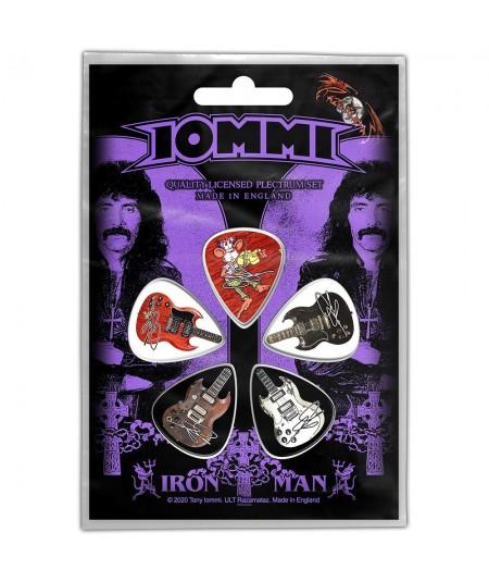 Set Pene Chitara Tony Iommi: Iron Man
