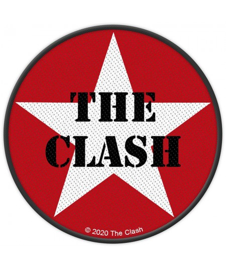 Patch The Clash: Military Logo