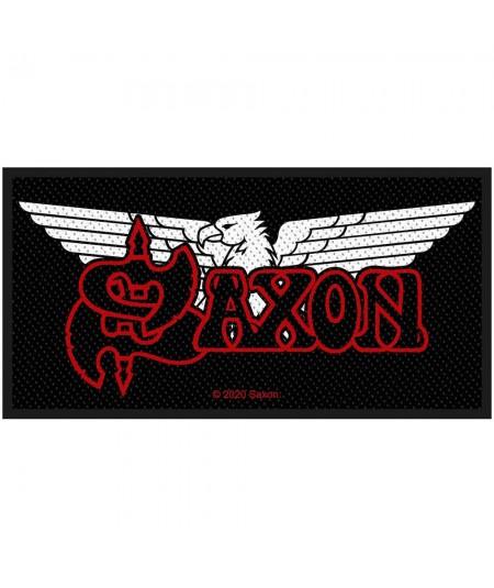 Patch Saxon: Logo/Eagle