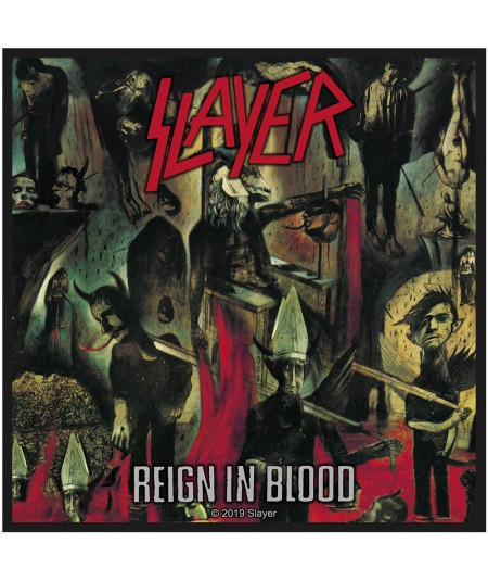 Patch Slayer: Reign In Blood