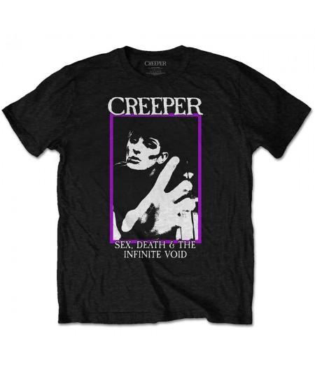 Tricou Unisex Creeper: SD&TIV
