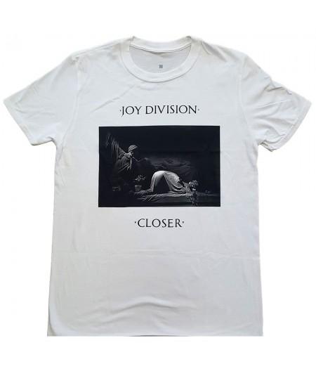 Tricou Unisex Joy Division: Classic Closer