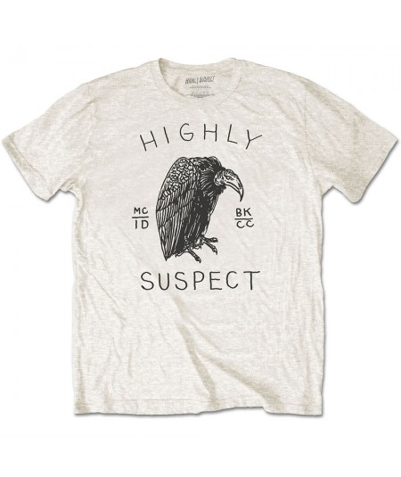 Tricou Unisex Highly Suspect: Vulture