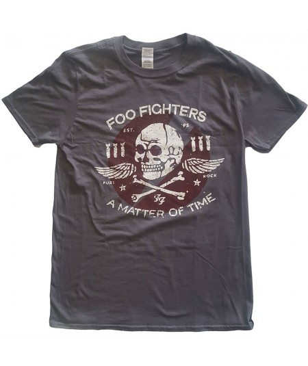 Tricou Unisex Foo Fighters: Matter of Time