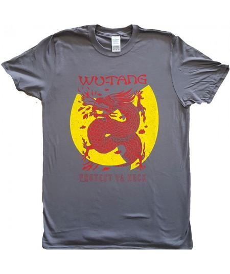 Tricou Unisex Wu-Tang Clan: Inferno