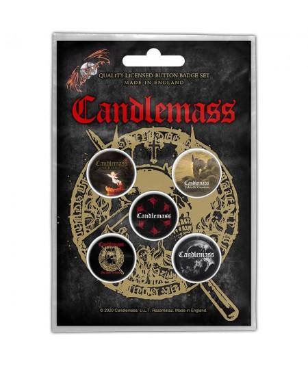 Set Insigne Candlemass: The Door to Doom