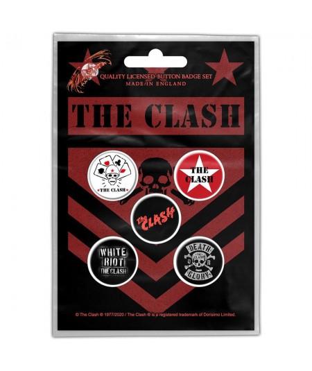 Set Insigne The Clash: London Calling