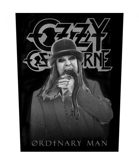 Back Patch Ozzy Osbourne: Ordinary Man