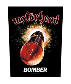 Back Patch Motorhead: Bomber