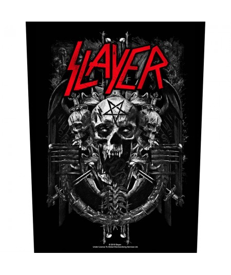 Back Patch Slayer: Demonic