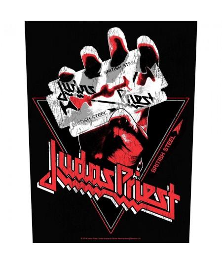 Back Patch Judas Priest: British Steel Vintage