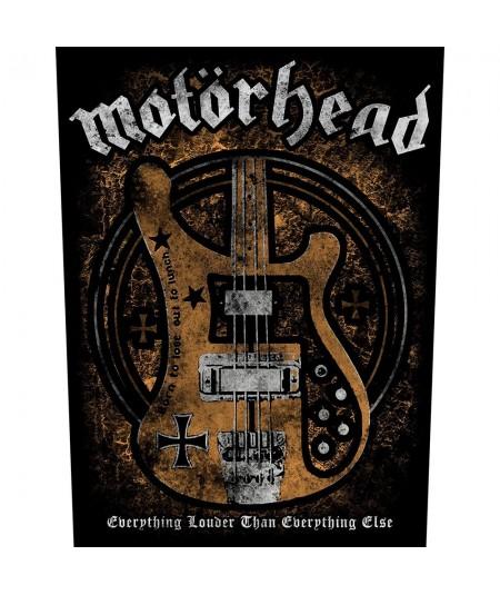 Back Patch Motorhead: Lemmy's Bass