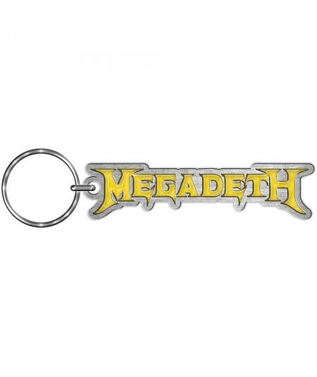 Breloc Megadeth: Logo