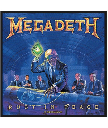 Patch Megadeth: Rust In Peace