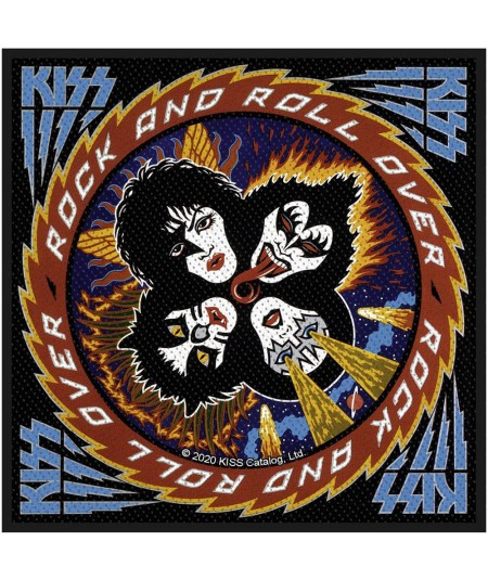 Patch KISS: Rock N' Roll Over