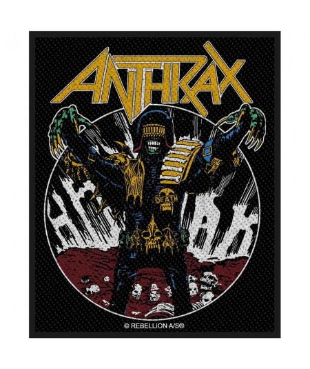 Patch Anthrax: Judge Death