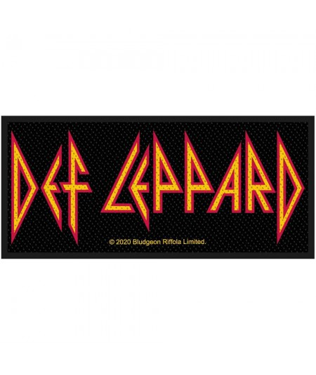 Patch Def Leppard: Logo