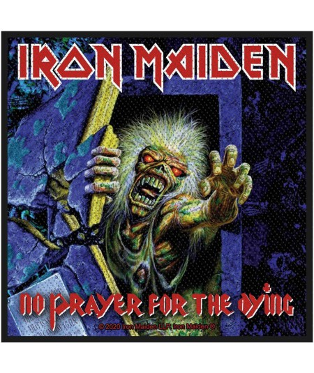 Patch Iron Maiden: No Prayer For the Dying
