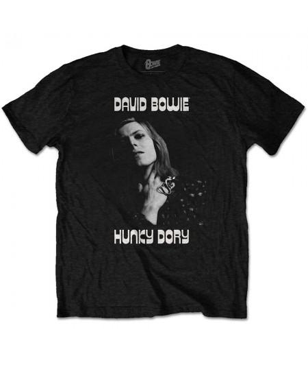 Tricou Unisex David Bowie: Hunky Dory 1