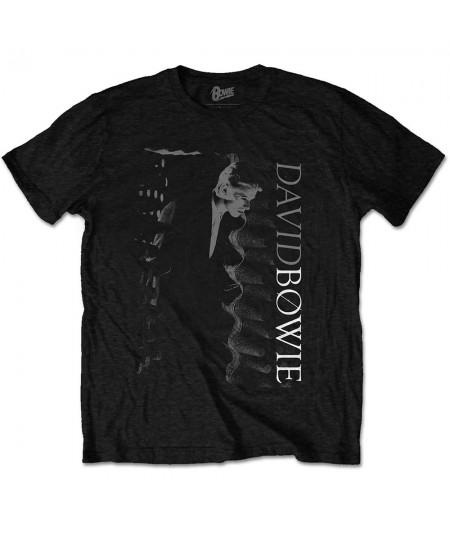 Tricou Unisex David Bowie: Distorted