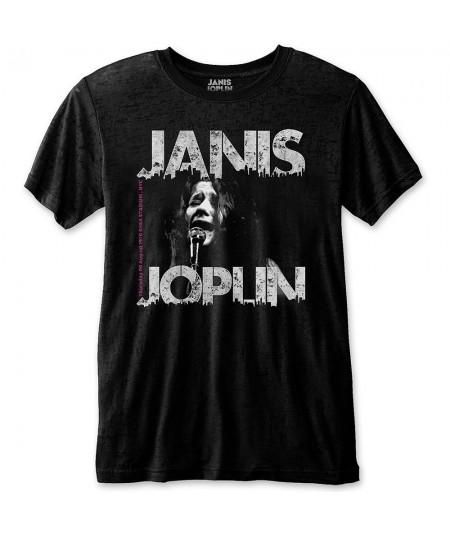 Tricou Eco Unisex Janis Joplin: Shea '70