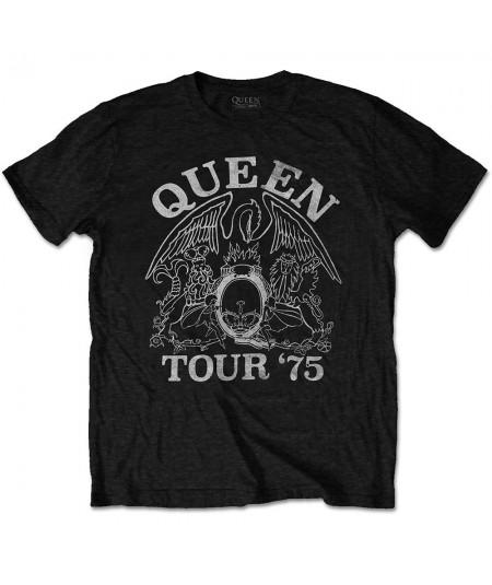 Tricou Eco Unisex Queen: Tour '75
