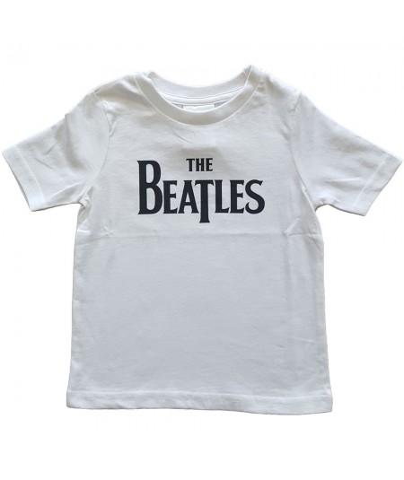 Tricou Copil The Beatles: Drop T Logo