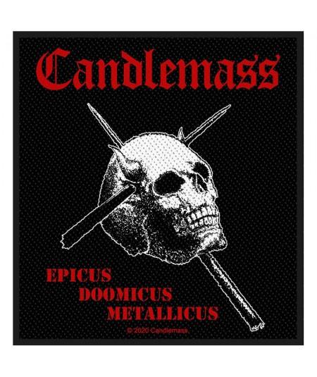 Patch Candlemass: Epicus Doomicus Metallicus