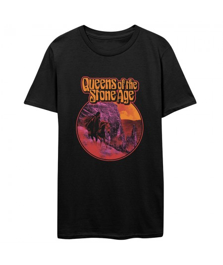 Tricou Unisex Queens Of The Stone Age: Hell Ride