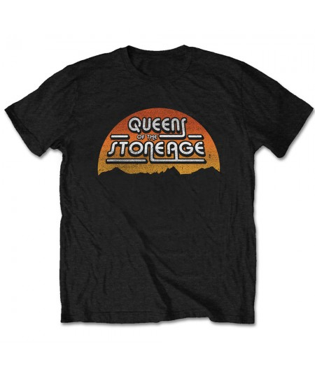 Tricou Unisex Queens Of The Stone Age: Sunrise