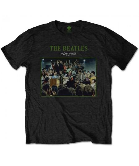 Tricou Unisex The Beatles: Hey Jude Live