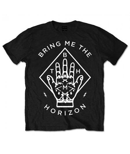 Tricou Unisex Bring Me The Horizon: Diamond Hand