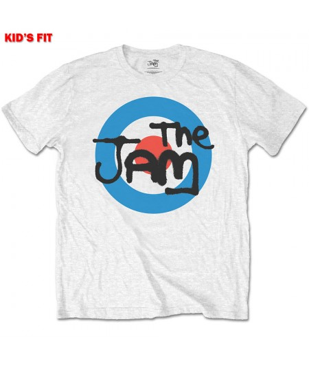 Tricou Copil The Jam: Spray Target Logo