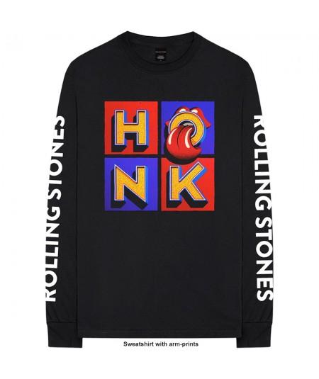 Bluza The Rolling Stones: Honk Album/Sleeves