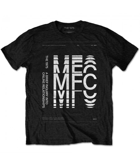 Tricou Unisex The 1975: ABIIOR MFC