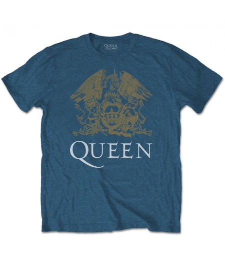 Tricou Unisex Queen: Crest