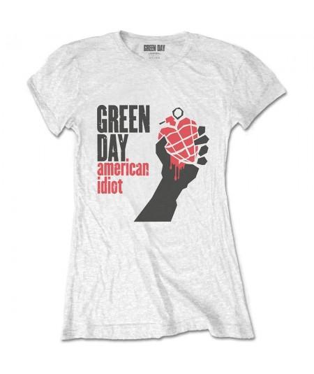 Tricou Dama Green Day: American Idiot
