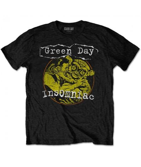 Tricou Unisex Green Day: Free Hugs