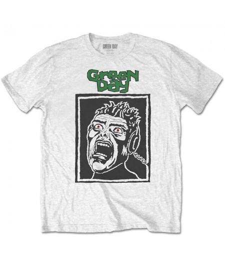 Tricou Unisex Green Day: Scream