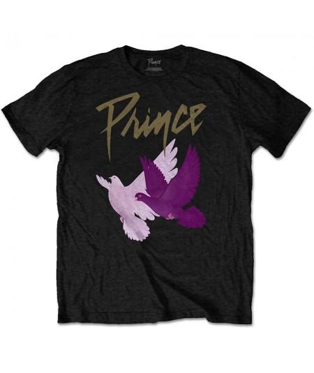 Tricou Unisex Prince: Doves