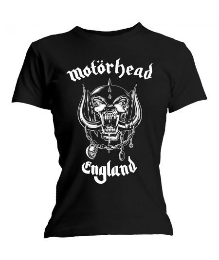 Tricou Dama Motorhead: England