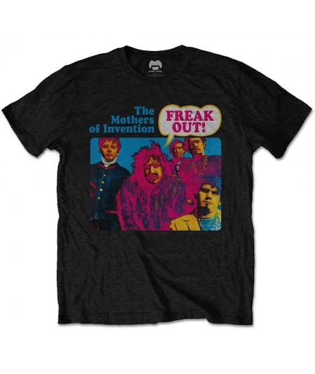 Tricou Unisex Frank Zappa: Freak Out!