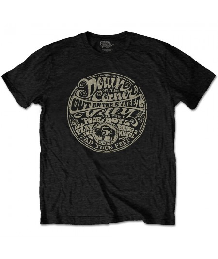 Tricou Unisex Creedence Clearwater Revival: Down On The Corner