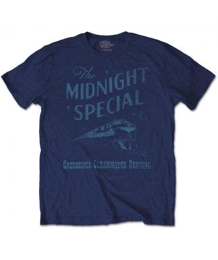 Tricou Unisex Creedence Clearwater Revival: Midnight Special