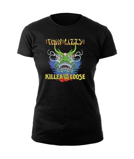 Tricou Dama Thin Lizzy: Killer Lady
