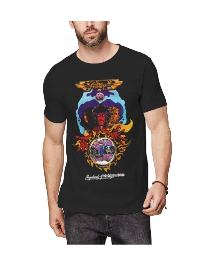 Tricou Unisex Thin Lizzy: Vagabond