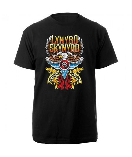 Tricou Unisex Lynyrd Skynyrd: Southern Rock & Roll